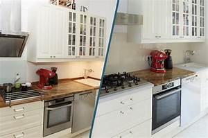 Küche Eiche Rustikal Vorher Nachher : kche vorher nachher excellent die auffllige strte den blick durch die kche und bestimmte die ~ Markanthonyermac.com Haus und Dekorationen