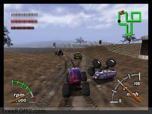 Monster Truck Madness 64 Nintendo 64 N64 ROM