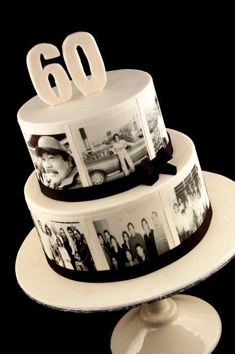 60th birthday cake ideas for a man. 60th Birthday Cake - Photo Cake … | Dad birthday cakes, Birthday cakes for men, Photo cake