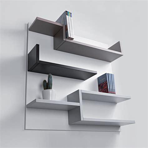 Étagère Murale Design Blanc 100 X 100 Cm Myshelf