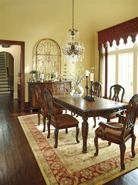 dineing room shore rectangular extendable dining room set from