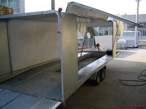 vendo carrello porta auto vendo carrello trasporto auto turatello furgonato