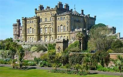 Castle Scotland Wallpapers Castles Culzean Palaces Desktop