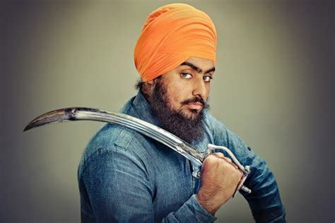 The sikh religion, like all major world religions, began as a spiritual movement. Anorak News | The Singh Project Lions: Faces Of British Sikhs