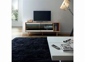 Meuble Tv 90 Cm : meuble tv 90 cm largeur id es de d coration int rieure french decor ~ Teatrodelosmanantiales.com Idées de Décoration