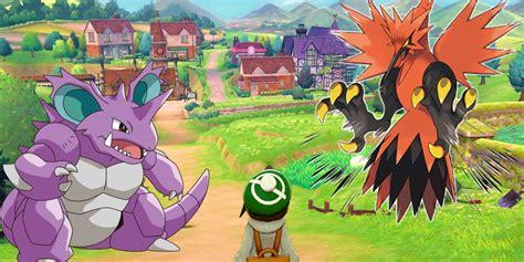 returning pokemon  crown tundra dlc possibly leaked