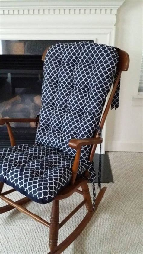 Wooden Rocking Chair Cushions For Nursery by 25 Best Ideas About Rocking Chair Cushions On