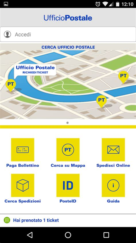 Poste Ufficio by Ufficio Postale Android Apps On Play