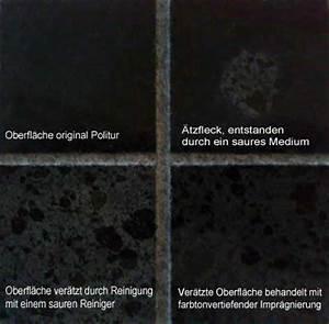Granit Arbeitsplatte Reinigen : schwarze gesteine black stone reinigen sch tzen und pflegen ~ Indierocktalk.com Haus und Dekorationen