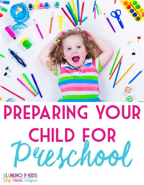 preparing for preschool elemeno p 866   preparingforpreschool title