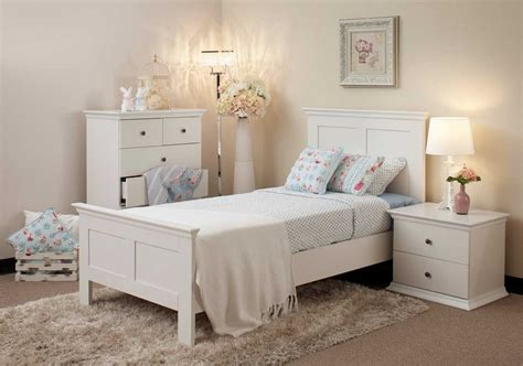 White Bedroom Furniture For Modern Design Ideas