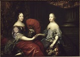 File:Anne of Austria with Queen Marie Thérèse by André ...
