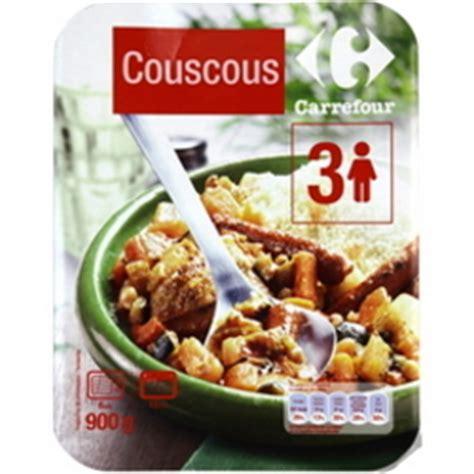plats cuisin駸 carrefour plat cuisiné couscous carrefour tous les produits fast food croques sandwichs
