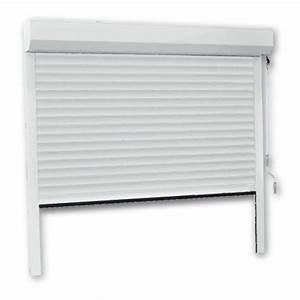 Porte De Garage 300 X 200 : porte de garage enroulable aluminium 240 x 200 blanche ~ Edinachiropracticcenter.com Idées de Décoration