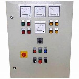 Single Phase Generator Control Panel  Rs 6000   Piece  Om