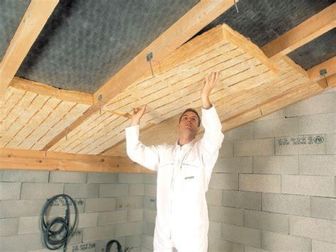 isolation toiture constant