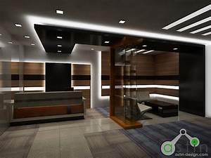 Office Reception Wall Interior Design Design | Information ...