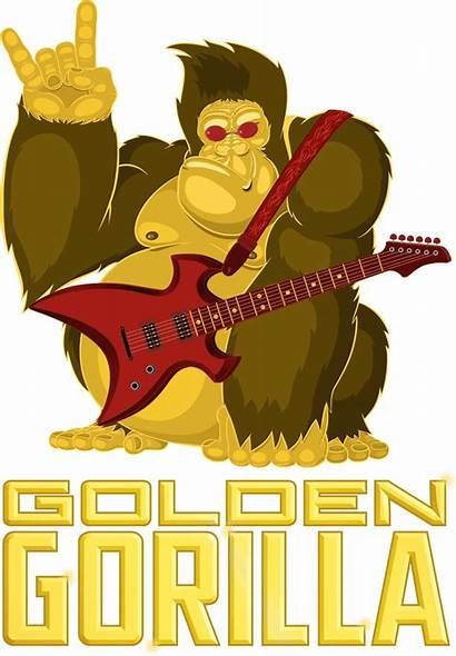 Gorilla Golden Awards Clipart Soup March Award
