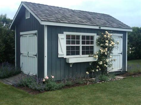Lawn Mower Storage Shed by Lawn Mower Shed Lucky Lawnmower Cottage Sheds