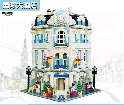 Innen Groayes Ebayrhebayde Heartlake Lego Friends Lovely Hotel Von Innen Grand Set Part Unboxing Building Rhyoutubecom Pin Lego Jpg