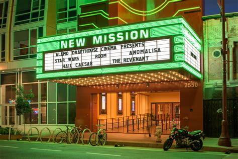 New Mission Theater - Robinson Construction Co.