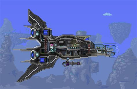 Star Wars Awesome Pictures Terraria Spaceship Pictures To Pin On Pinterest Pinsdaddy