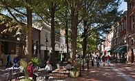 Happiness is a place called Charlottesville, Virginia ...