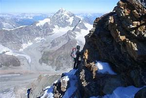 White Tooth from the Italian ridge of the Matterhorn ...