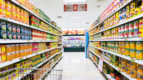 sogo cuisine on the marketing products in supermarkets