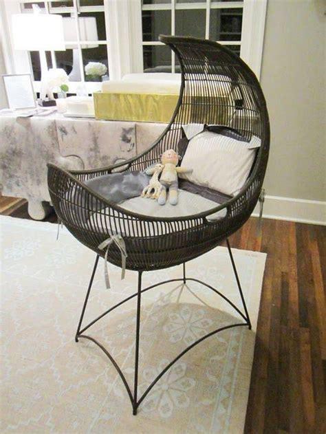 chambre de bebe original le couffin pour bébé beaux paniers modernes et rétro