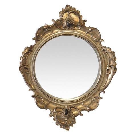 miroir doré ancien miroir ancien dor 233