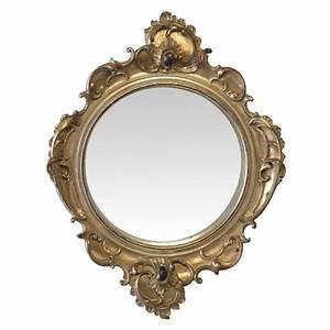 Miroir Vénitien Ancien : miroir ancien dor ~ Preciouscoupons.com Idées de Décoration