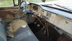 1961 Gmc Chevy 3500  4spd Stepside 2wd Posi Manual