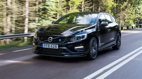 2018 Volvo S60 Polestar, V60 Polestar Revealed Update
