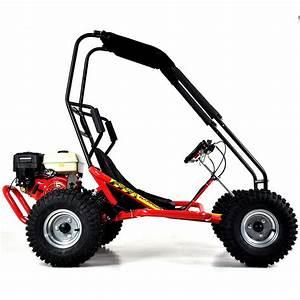 Kart Anhänger 2 Karts : funbikes the drift 2 2015 270cc petrol red roll bar go kart ~ Jslefanu.com Haus und Dekorationen