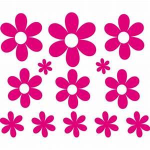 stickers kit de fleurs decoration murale et mobilier par With tapis chambre bébé avec envoyer des fleurs a new york