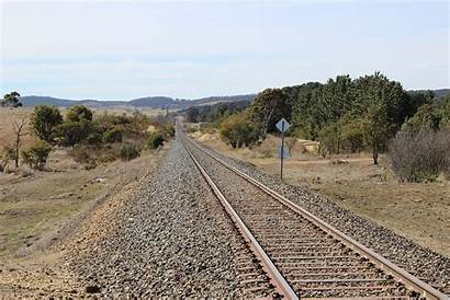 Railway Line Bombala Rail Port Study Canberra