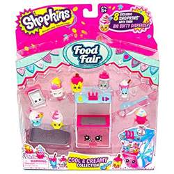 shopkins food fair cool creamy playset collection