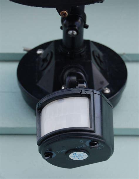 motion sensor light repair motion detector outdoor motion sensor lights outdoor