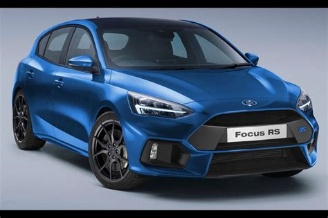 ford focus rs prix ford focus 4 rs 400 ch pour la future version rs photo 2 l argus