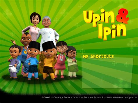 upin  ipin  fach learning site