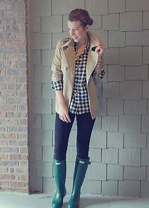 Best 25+ Green hunter boots ideas on Pinterest | Rainy day outfit for work Baby hunter boots ...