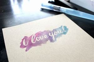 how to lettering with masking fluid ash bush With masking letters for painting