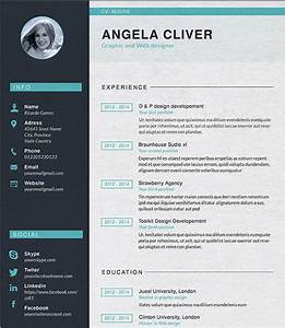 Designer resume template 9 free samples examples for Web designer resume free download