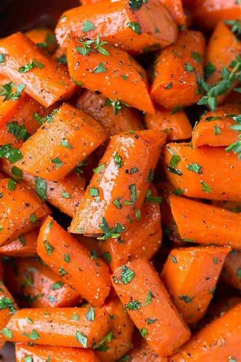 cooking carrots honey roasted carrots cooking classy