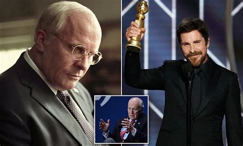 Golden Globe Winner Christian Bale Thanks Satan For