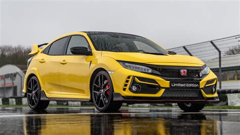 New Honda Civic Type R Limited Edition 2020 review | Auto ...