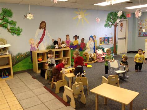 preschools walden architects inc 843 | St Tims Preschool Classroom