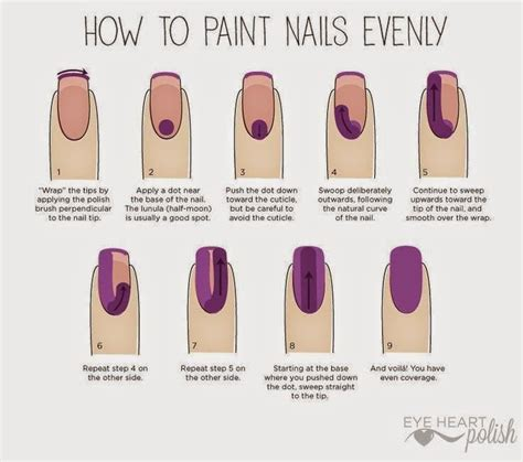how to decorate nails best 25 how to paint nails ideas on diy