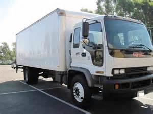 GMC Box Truck